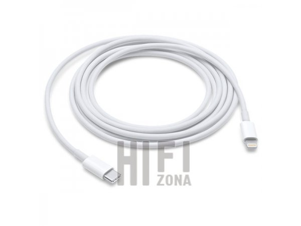 Apple Кабель для iPod, iPhone, iPad  Lightning to USB-C Cable - 2м MKQ42ZM/A