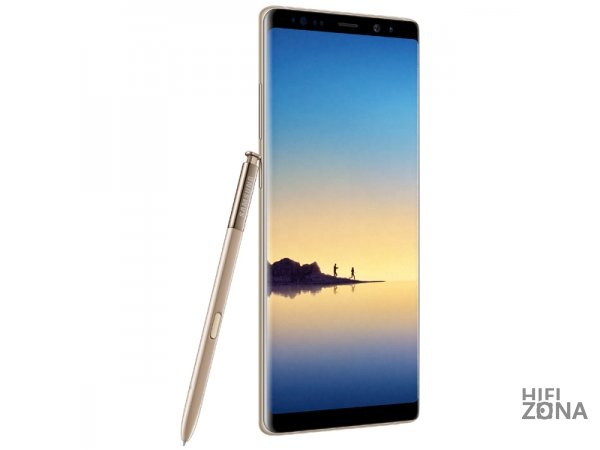 Смартфон Samsung GALAXY Note 8 64Gb Желтый Топаз (Maple Gold)