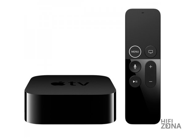 Телевизионная приставка Apple TV 4K 64Gb (MP7P2RS/A)