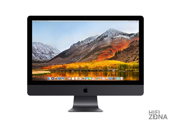 "Моноблок Apple iMac Pro 27"" Retina 5K, 8 Intel Xeon W 3.2ГГц, 32 ГБ, 1 ТБ SSD, Radeon Pro Vega 56 8 ГБ MQ2Y2RU/A"