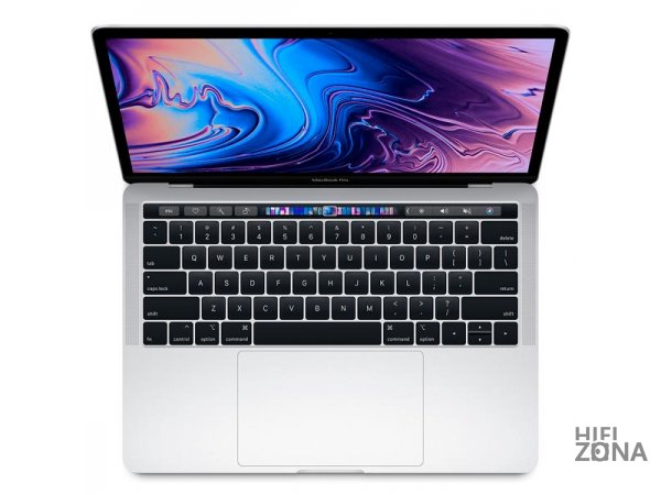"Ноутбук Apple MacBook Pro 13"" Core i5 2,3 ГГц, 8 ГБ, 256 ГБ SSD, Iris Plus 655, Touch Bar Silver «серебро» MR9U2"