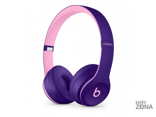 Наушники Bluetooth Beats Solo3 Wireless On-Ear Violet