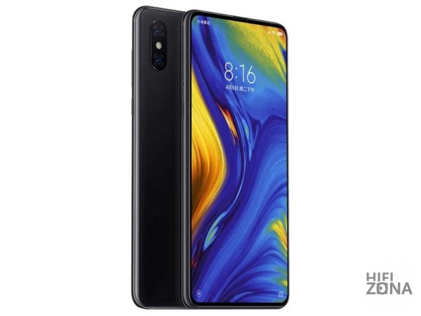 Смартфон Xiaomi Mi Mix3 6/128GB Onyx Black Global Version