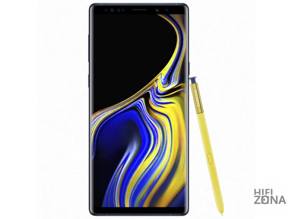 Смартфон Samsung Galaxy Note 9 128Gb Indigo SM-N960F