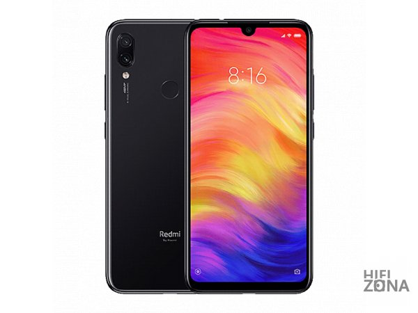 Смартфон Xiaomi Redmi Note 7 черный 3/32Гб