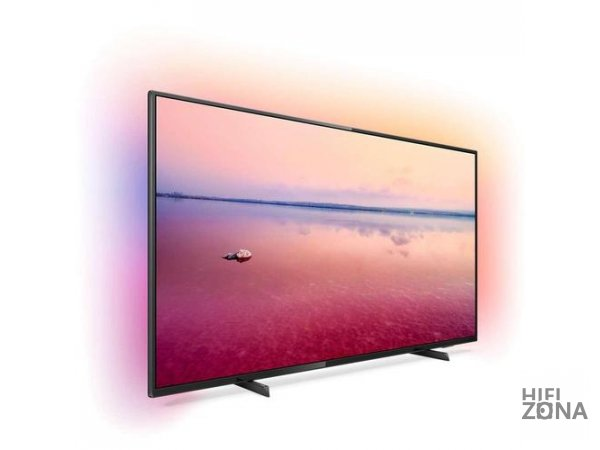 "Телевизор ЖК 50"" Philips 50PUS6704/ 60 черный"