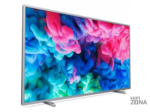 "Телевизор ЖК 50"" Philips 50PUS6523/ 60 серый"