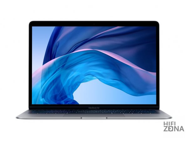 "Ноутбук Apple MacBook Air 13"" Dual-Core i5 1,6 ГГц, 8 ГБ, 256 ГБ SSD Space Gray серый космос MVFJ2"