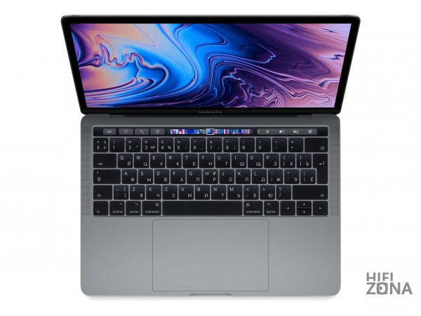 "Ноутбук Apple MacBook Pro 13 2019"" QC i5 1,4 ГГц, 8 ГБ, 256 ГБ SSD, Iris 645, Серый Космос MUHP2"