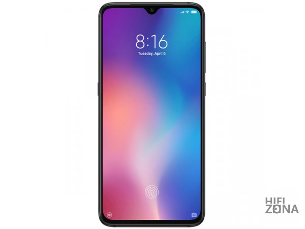 Смартфон Xiaomi Mi 9 128GB Piano Black Черный