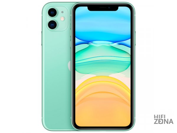 Смартфон Apple iPhone 11 256GB Green