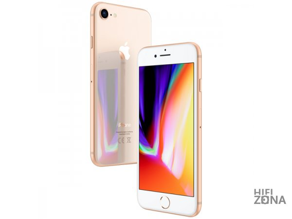Смартфон Apple iPhone 8 128GB Gold (MX182RU/A)