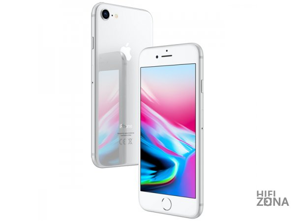 Смартфон Apple iPhone 8 128GB Silver (MX172)