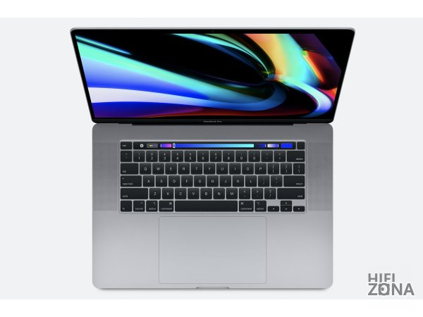 "MacBook Pro 16"" 8 Core i9 2,3 ГГц, 16 ГБ, 1 ТБ SSD, AMD RPro 5500M, Touch Bar, «серебро» MVVM2RU/A"