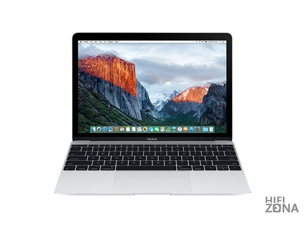 "Ноутбук Apple MacBook 12"" Retina Core m3 1,2 ГГц, 8 ГБ, 256 ГБ Flash, HD 615 серебристый MNYH2"